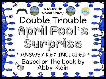 Double Trouble: April's Fool Surprise (Abby Klein) Novel S