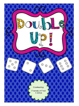 Double Up! {A fun game to practice doubles facts}