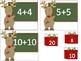 Doubles 0-12 Reindeer Addition Math Center Activity Christ