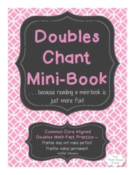 Doubles Chant Mini-Book