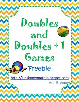 Doubles & Doubles + 1 Games
