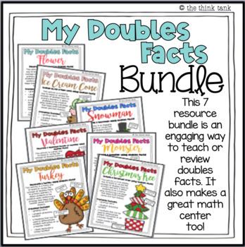 Doubles Facts  Bundle