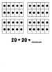 Doubles Facts - Ten Frame Images