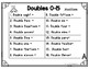 Doubles Addition Center Activity