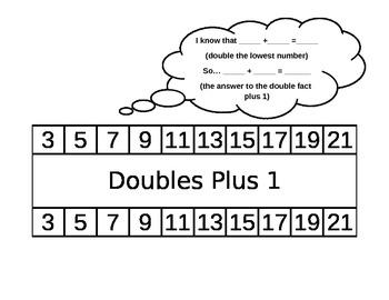 Doubles Plus 1 Game