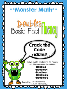 Doubles Riddles: Crack the Code!