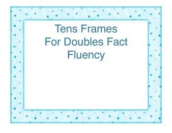 Doubles Ten Frame