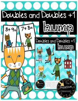 Doubles and Doubles Plus 1 Bump