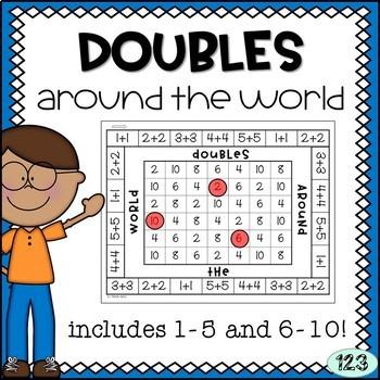 Doubles Math Games