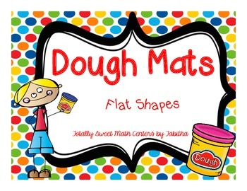 Dough Mats- Flat Shapes