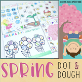 Dough and Dot: Spring theme
