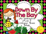 Down By The Bay Rhyming Literacy Lesson with Music Brain Break