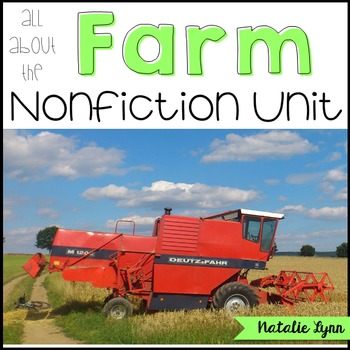 All About the Farm {Where Does Our Food Come From?}