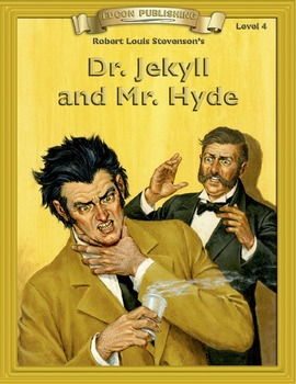 Dr. Jekyll & Mr. Hyde RL4.0-5.0 flip page EPUB for iPads,