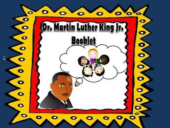 Dr. Martin Luther King Jr. Booklet