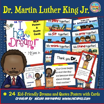 Martin Luther King Resource Pack For Elementary Classrooms