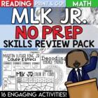 Dr. Martin Luther King Jr. Literacy Mini Unit