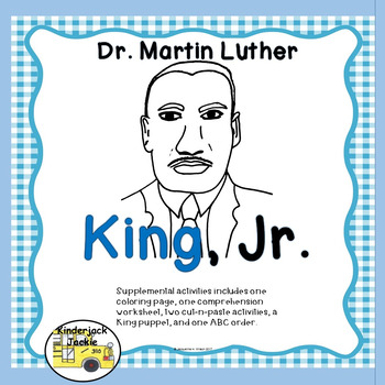 Dr Martin Luther King Jr Or MLK Day 2951544 on Indiana Interactive Science Grade 6