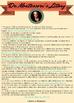 Dr. Montessori's Litany Word Art Printable