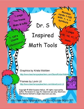 Dr. S Inspired Math Tools