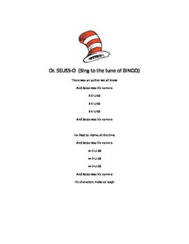 Dr. SEUSS-O