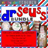 Dr. Seuss Bundle - Activities and Crafts