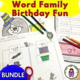 Dr. Seuss Inspired Literacy Bundle:  Game, Activities and