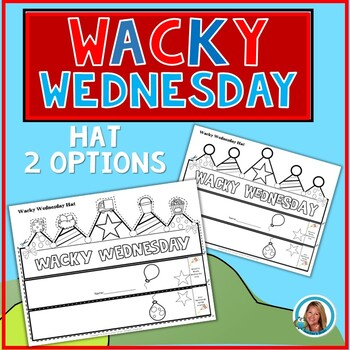 Dr. Seuss Kindergarten - Wacky Wednesday Hat