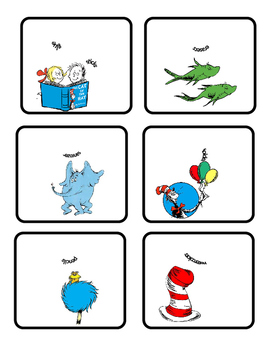 Dr. Seuss Labels