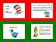 Dr. Seuss Themed Math Scoot Task Cards (Grade 5)