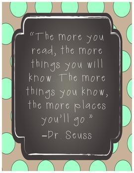 Dr. Seuss - Places You'll Go