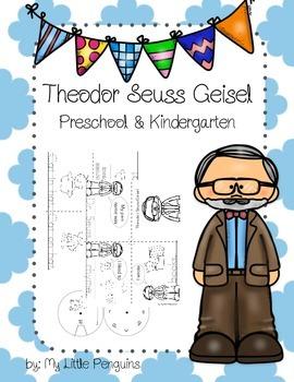 Dr. Seuss (Read Across America) Preschool and Kindergarten