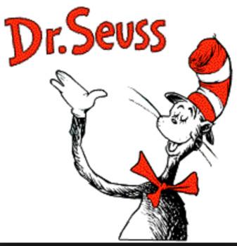 Dr. Seuss Read Aloud QR Codes