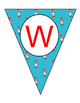 Dr. Seuss Theme Welcome Banner Pennant