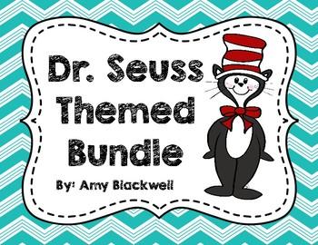 Dr. Seuss Themed Bundle
