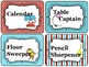 Dr Seuss Theme {Job Tags}