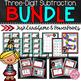 Subtraction and Money MEGA Math BUNDLE