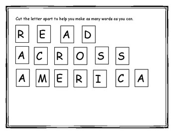 Dr. Seuss Word Sort