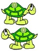 GOOD DOCTOR BOOK Turtle numbers order ESL counting put in