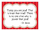 "Dr. Seuss quote from ""Happy Birthday To You."""