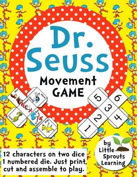 Dr Seuss Movement GAME
