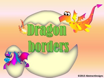Dragon Borders