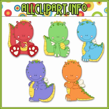 Dragon World Clip Art - Alice Smith Clip Art