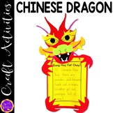 Dragon for Chinese New Year! - (craft templates and step-b