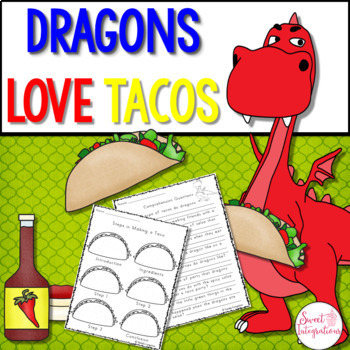 DRAGONS LOVE TACOS: Book Study and Activities