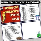 Similes and Metaphors Drama Circle