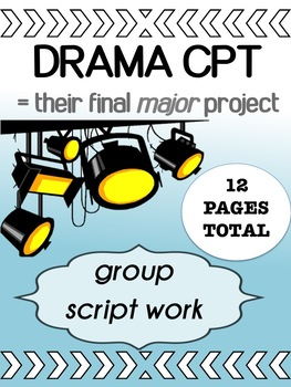 Drama - Final Project - CPT