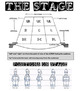 Drama INTRO handout package - the stage, rules etc.