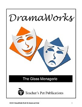DramaWorks Guide for The Glass Menagerie