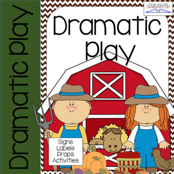Dramatic Play Center - Farm